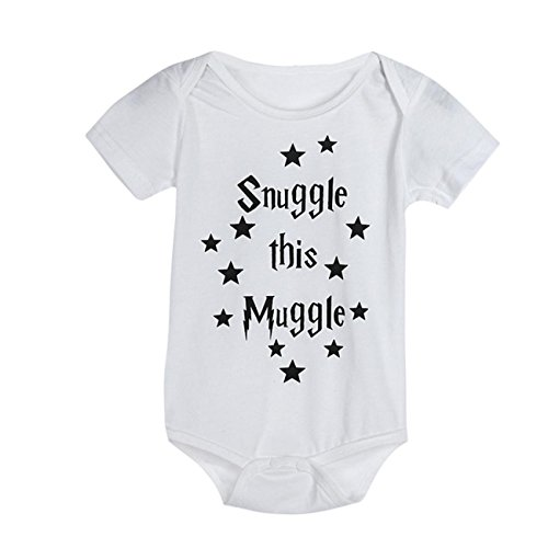 Newborn Infant Baby Letter Star Romper Short Sleeve Playsuit Outfits Clothes Baby Girls Sets Clothes For Newborn Toddler Years Headband Romper Infant Outfit Pants Long Shirt Top Skirt