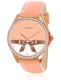 Naf Naf Reloj de cuarzo Woman Naf Naf Bc Rd Fantaisie Divers 36 mm