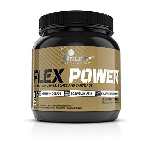 Olimp Flex Power Orange, 360 g
