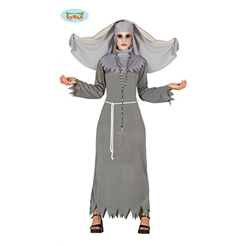 Kostüm von monja diabólica Erwachsene (Monja Kostüm)