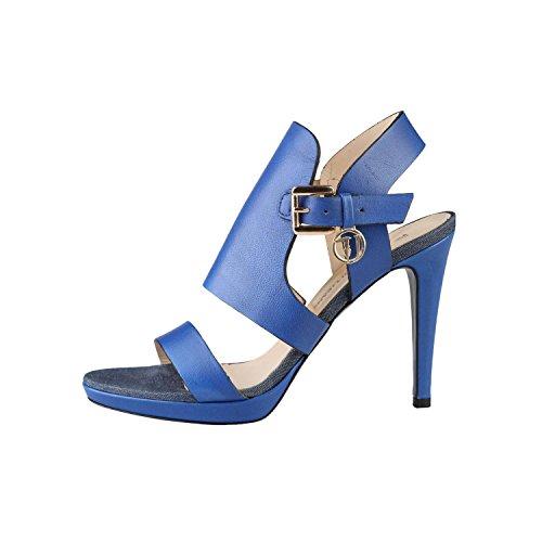 Trussardi Jeans 79s00249, Sandales Bout Ouvert Femme