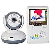 Laibi Nuovo 2.4G Wireless Camera Color LCD Audio Baby Monitor con Telecamera Night Vision Babyphone Baby Babysitter Monitoraggio Telecamera di Sicurezza