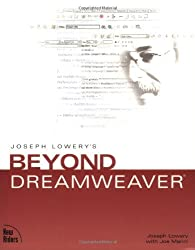 Joseph Lowery's Beyond Dreamweaver (Landmark) by Joseph Lowery (2002-10-25)
