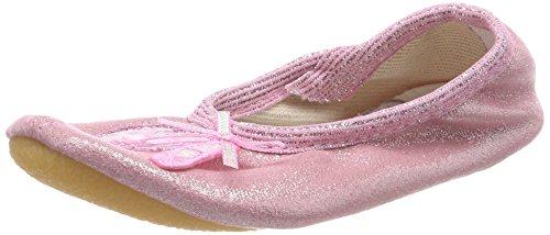 Beck Mädchen Ballett Gymnastikschuhe, Pink (Rosa 03), 29 EU