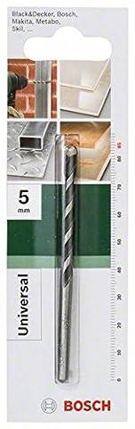 Bosch 2609255472 5mm Multi-Purpose Drill Bit