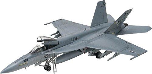 Revell-Monogram Maquette d'avion F/A-18E Super Hornet échelle 1/48, 85-5850, Multicolor