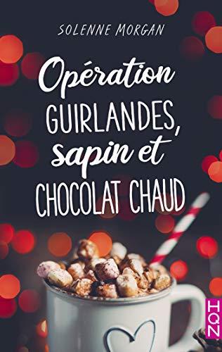 Opération guirlandes, sapin et chocolat chaud (HQN) par [Morgan, Solenne]