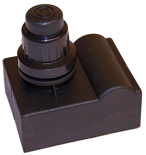 Music City Metals 03340 Générateur d'étincelles 4 sorties AA pour les grills à gaz de la marque Ducane/Fiesta et Sterling - Noir
