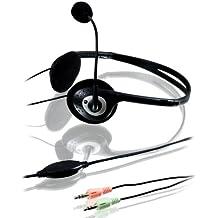 CSL - Headset | cuffie comfort / microfono con filtro