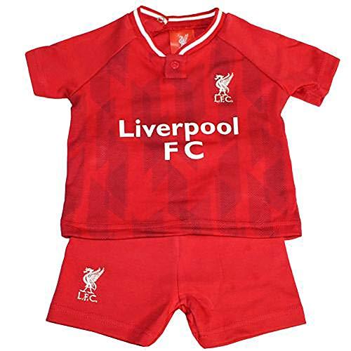 3f67f58b31c6b Official Liverpool F.C - Shirt   Short Set (3-6 Months ...