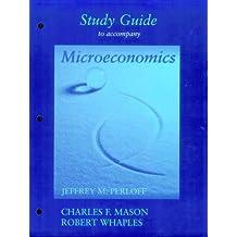 Microeconomics by Jeffrey M. Perloff (1999-01-30)