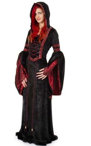 Maylynn 12236 – Mittelalter Kostüm Yandra, 2-teilig, Größe M/L - 2