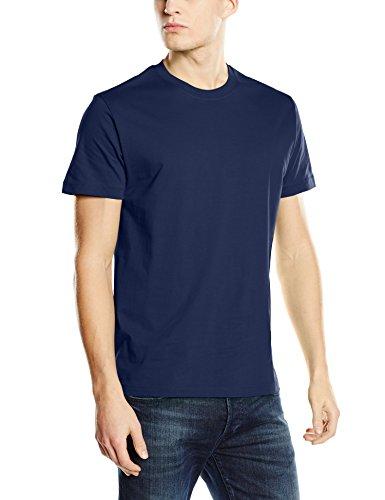 Stedman Apparel - Classic/St2000, T-Shirt Uomo Blue (Navy)