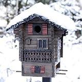 Wildlife Garden - Futterhaus - Nistkasten - Alpenhaus