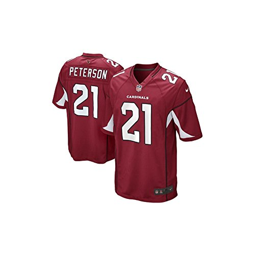 Nike NFL Arizona Cardinals Home Game Jersey - Patrick Peterson Small