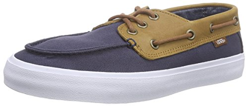 Vans Chauffeur Sf, Baskets Basses homme Multicolore (C&L/Navy/Chambray)