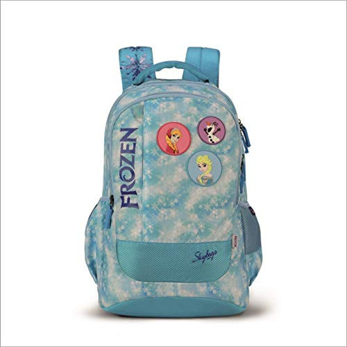 Skybags SB Frozen 02 30 Ltrs Blue Casual Backpack (SBFRO02EBLU)