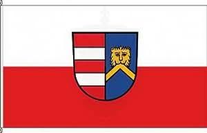 Bannerflagge Oberrot - 120 x 300cm - Flagge und Banner