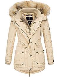 timeless design 6bb03 1ef1b Suchergebnis auf Amazon.de für: winterjacke - Beige: Bekleidung