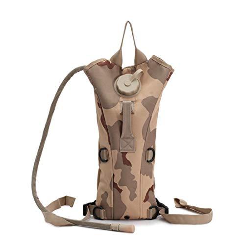 Magai fodera per borsa da arrampicata all'aperto 3l con borsa a tracolla mimetica fan esercito (color : three sand, size : 3l)