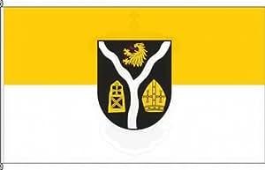 Königsbanner Autoflagge Moselkern - 30 x 45cm - Flagge und Fahne