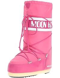 016631777985 ... Damen   Stiefel   Stiefeletten   Pink. Moon Boot Nylon Unisex  Schneestiefel