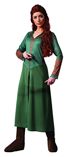 Der Kostüm Hobbit Tauriel - Der Hobbit Tauriel Kostüm - Größe: Small