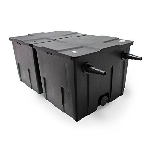 SunSun CBF-350B Bio Teichfilter bis 60000L Teichvolumen Durchlauffilter Teich Filter