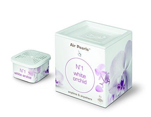 ipuro air pearls no. 1 white orchid capsule, 1 Box (2 x Kapseln) -