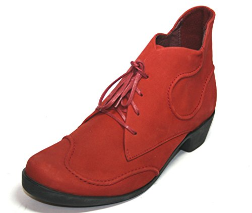 Loints of Holland , Coupe fermées femme Rot (Rot 851)