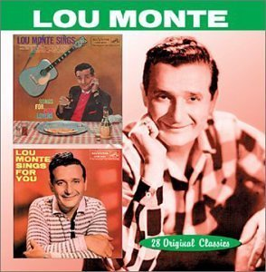 Sings Songs for Pizza Lovers / Lou Monte Sings for by Monte, Lou [Music CD]