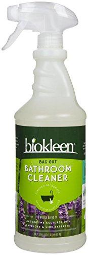 Biokleen Bathroom Cleaner - Lavender/Lime - 32 oz