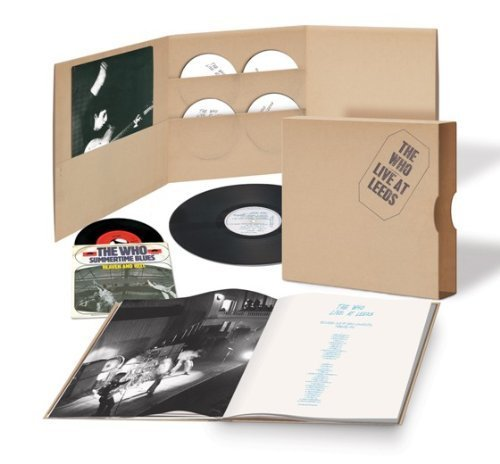 Who - Live At Leeds-40Th Annv.Super Deluxe (Shm) - CD / VINYL by Unknown (0100-01-01j
