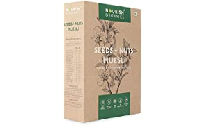 Nourish Organics Seeds and Nuts Muesli 300Gr