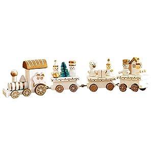 Holacha Pequeño Tren de Navidad,