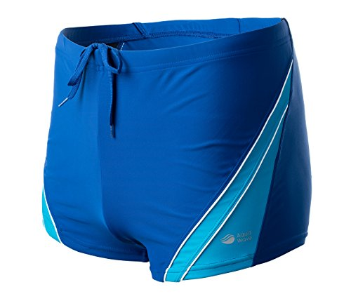 AQUAWAVE Herren Beno Shorts/Brief Navy/Blue/White