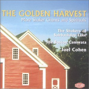 golden-harvest-38-shaker-chants-spirituals