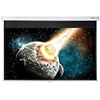 "Optoma DS-9072PWC 72"" 16:9 White projection screen - projection screens (Manual, 182.9 cm (72""), 159.4 cm, 89.7 cm, 16:9, White) - Confronta prezzi"