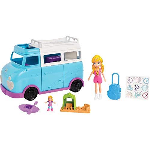 Abenteuer Camper, Puppen Spielzeug ab 4 Jahren ()