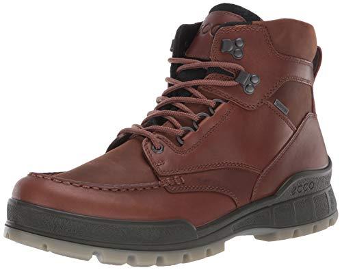 Ecco Herren TRACK25M Klassische Stiefel, Braun (Bison 52600), 42 EU (Braun Stiefel Ecco)