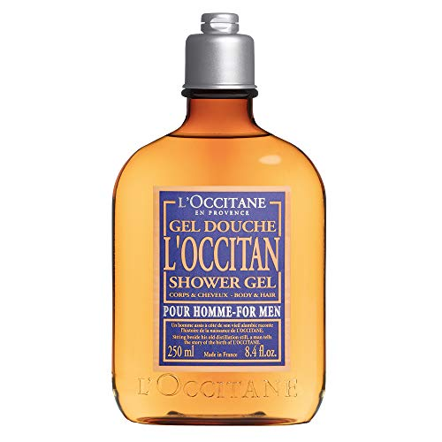L'Occitan Duschgel Männer - 250 ml - L'OCCITANE (Loccitane Provence En Shampoo)