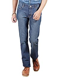 Numero Uno Blue Low Rise Slim Fit Jeans(Morice Fit) - B06XR968HL