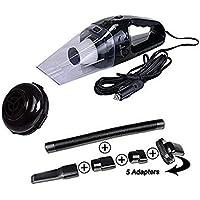 Aspirateur Anano - Avec câble de 5m 12V 120W - Portable - Sec et mouillé - Pour voiture et maison