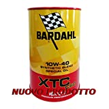 Motocar Huile Moteur Auto Bardahl XTC C60 10W40 ACEA A3-B4 API SN-CF - 4 litres