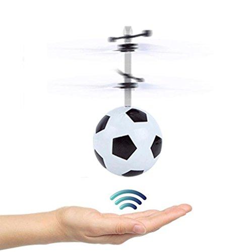 Preisvergleich Produktbild Kingko® RC Infrarot-Induktions-Hubschrauber-Kugel für 8+ Kinder, Jugendliche, einzigartiges Fliegen-Spielzeug für Kinder, Geschenk der Kinder