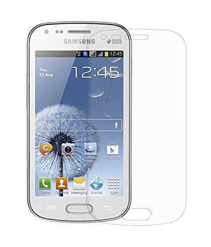FELICITY Tempered Glass Screen Guard Screen Protector for Samsung Galaxy Star Pro S7262 - PACK OF 2-Pack of 2 Screen Guards, AND Free USB LED Light  available at amazon for Rs.299