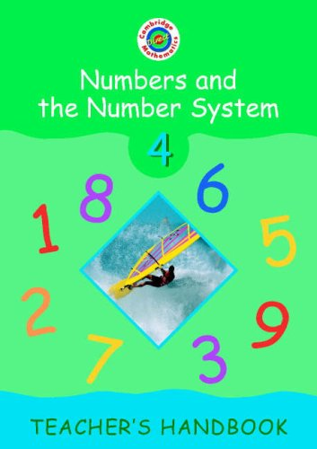 Cambridge Mathematics Direct 4 Numbers and the Number System Teacher's book