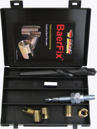 BaerFix® Gewindereparatur-Satz M 5 x 0,8 - ECO