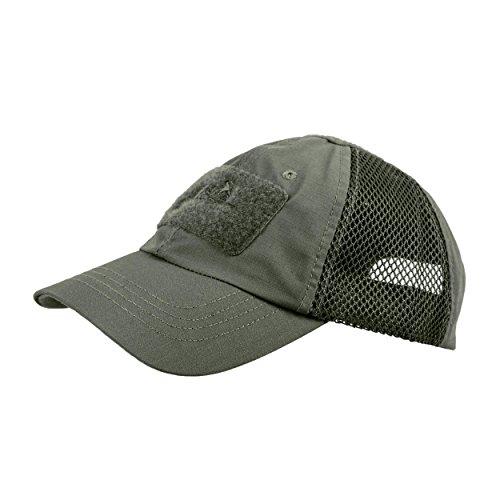 Helikon-Tex Baseball Vent Cap - Polycotton Ripstop - Olive Drab -