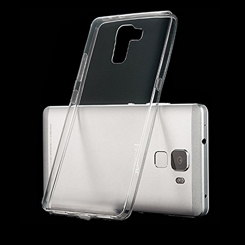 Minto Ultradünn TPU Hülle iPhone 8 Plus / iPhone 7 Plus Silikon Schutzhülle Handyhülle Case Crystal Cover Durchsichtig transparent 0.6mm Honor 7